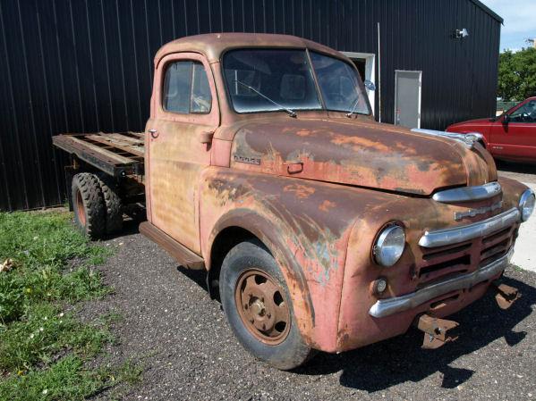 1949 Dodge 4wd
